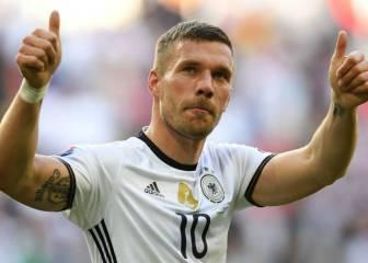 Podolski podría ser el siguiente en marcharse a la Liga China