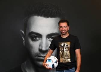 Xavi vuelve a casa y dirigirá a Catalunya frente a Túnez