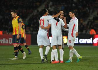 Xavi lidera a la Selecció en un divertido empate ante Túnez
