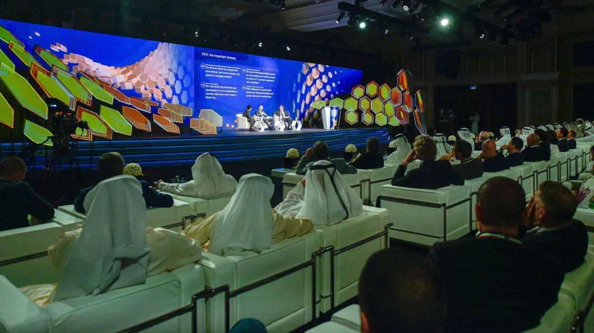 Presidente de la FIFA insiste en Mundial con 48 selecciones