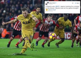 Las redes se ríen de Kane y su penalti, pero él también