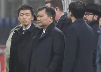 El dueño del Inter prepara 150M€ para estos futbolistas...