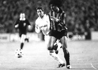 Gullit pide el Balón de Oro para Gordillo (1987)