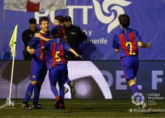 Xavi Planas arrolla al Atlético y el Barça otra vez es campeón