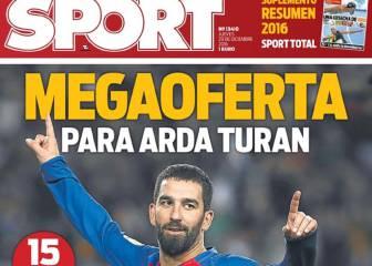 Dos salidas y una entrada en la prensa de Barcelona