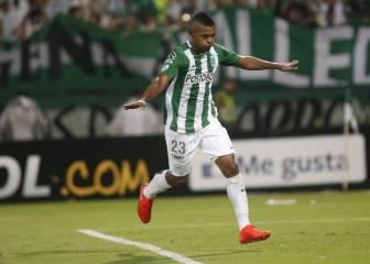 Sevilla si le llegará al precio a Atlético Nacional por Miguel Borja