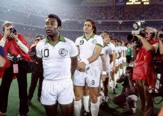 El Cosmos no paga y se disuelve la NASL (1984)