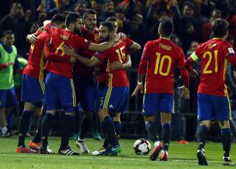Objetivos del fútbol español en 2017: pleno en Europa, pase al Mundial, optar al Balón de Oro