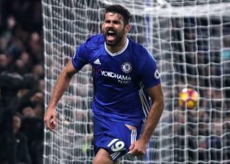 La liga china pone sus ojos en Diego Costa y Alexis Sánchez