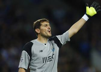 El último mensaje del año de Casillas: