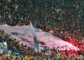 Napoli ya vende las boletas para enfrentar al Madrid