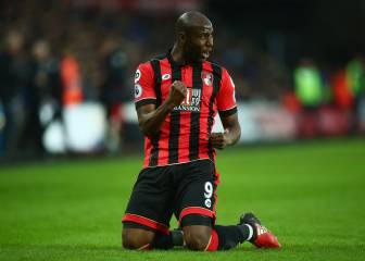 Afobe, del Bournemouth, ha renunciado a la Copa África