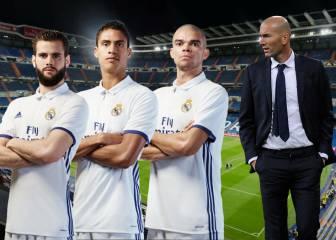 Zidane puede estar tranquilo ante la ausencia de Ramos