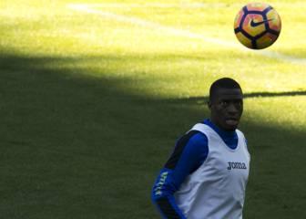 El Espanyol estrena 2017 con Diop y sin Demichelis