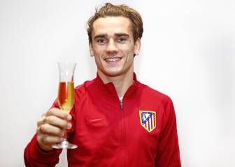 Griezmann fed up with being given third-degree on future