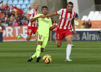 Fran Vélez renueva con el Almería hasta 2019