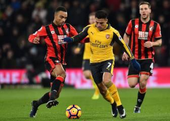 El Arsenal empata al filo del final tras ir perdiendo 3-0