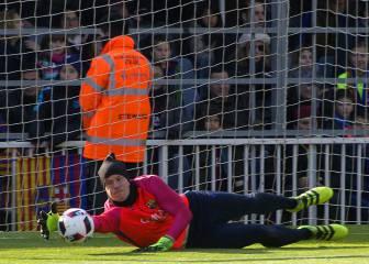 Ter Stegen o Masip y Arda o Neymar, dudas en el Barça