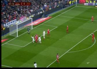 Polémica: el Sevilla protestó el penalti que supuso el 3-0