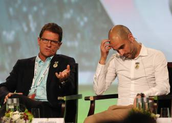 Capello sure of Pep's reasons for retirement comments