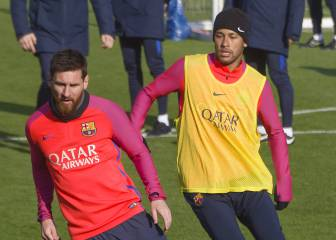 Denis, Mathieu and Aleix excluded from Bilbao trip