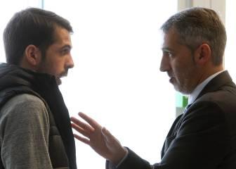 Robert habló con Víctor Sánchez: renovará en los próximos días