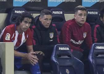 Torres pierde el sitio: sólo tuvo 103 minutos tras el derbi