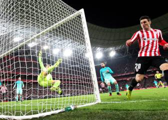 Athletic Bilbao beat Barça in controversial cup clash