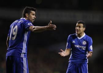 Costa revela qué le dijo a Pedro en su acalorada discusión