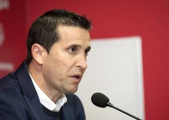 "Juan Merino: ""No negociaré el esfuerzo a mi equipo"""