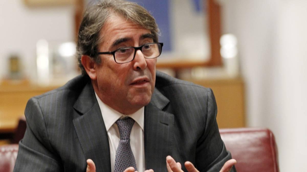 Jorge Pérez irá a los tribunales si la RFEF no convoca asamblea