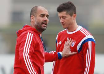 Lewandowski the latest to pour scorn on Pep:
