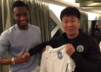 Obi Mikel da largas al Valencia y se marcha a jugar a China