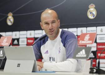 Zidane sobre Piqué: