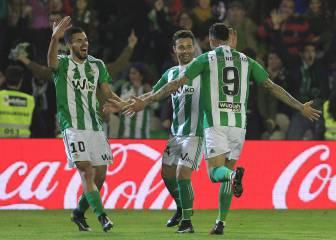 Cómo y dónde ver el Betis vs Leganés:horario y TV