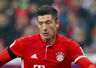 Lewandowski agent rules out China move... for now