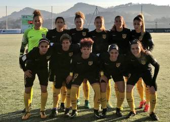 El Atlético de Madrid Femenino, campeón de invierno