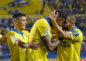 Un gol de El Zhar hace justicia ante un Sporting hundido