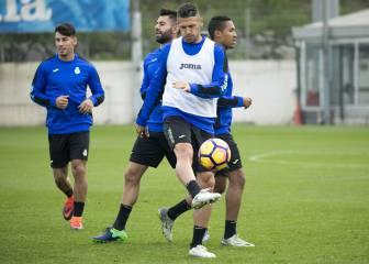 Demichelis dejará de ser el lunes jugador del Espanyol