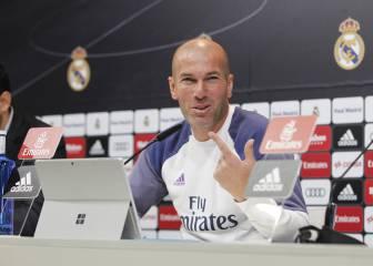 Las siete claves que explican el récord del Madrid de Zidane