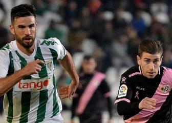 Empezó bien el Córdoba y acabó bien el Rayo: faltó el gol