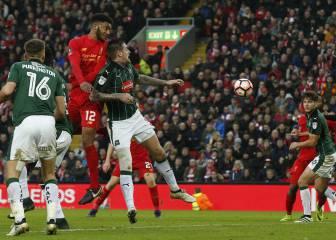 El Liverpool irá al 'replay' tras su batacazo ante un 'cuarta división'