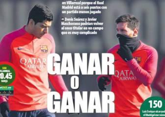 La prensa de Barcelona mete presión: