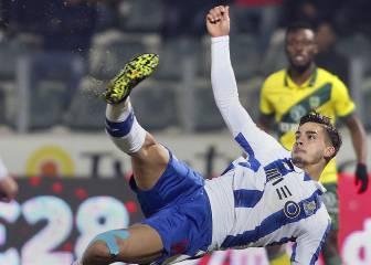 Acuerdo del Madrid con André Silva, según el 'Daily Star'