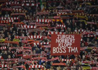 La FIFA premia a las aficiones de Dortmund y Liverpool