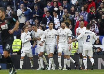 El Madrid busca igualar el récord del Nottingham Forest