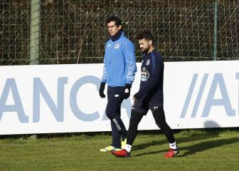 Bruno Gama, baja en la Copa del Rey y ante el Villarreal