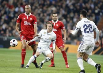 Horario y dónde ver el Sevilla - Real Madrid en directo por TV