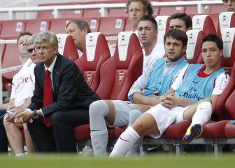 Nasri culpa a los dueños del Arsenal de no triunfar allí