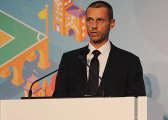 La UEFA respalda la ampliación del Mundial a 48 equipos